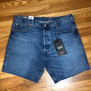 NWT Levi's 501 Sz 36 38 '93 Cut-Off Shorts